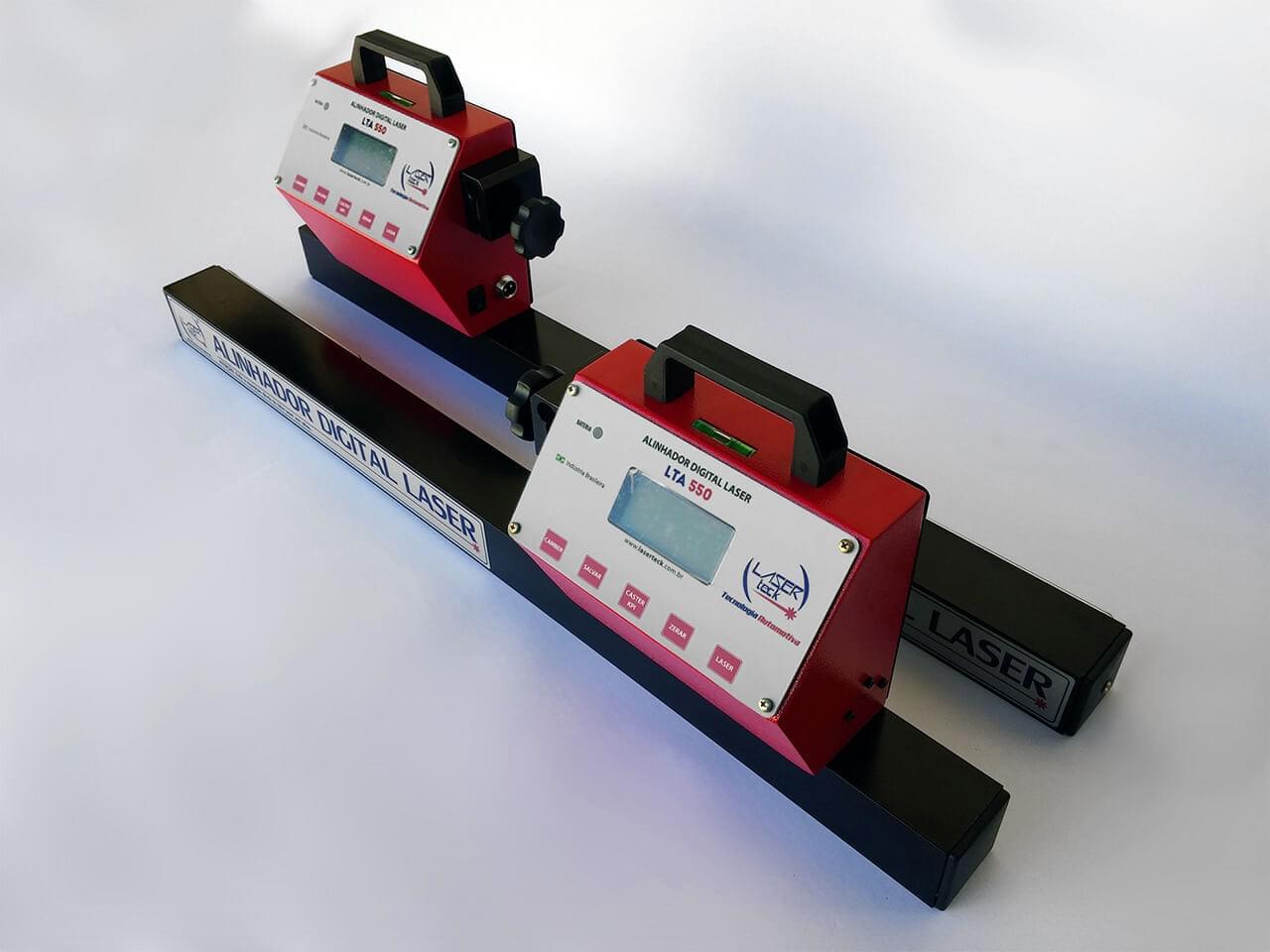 Alinhador digital LTA 550