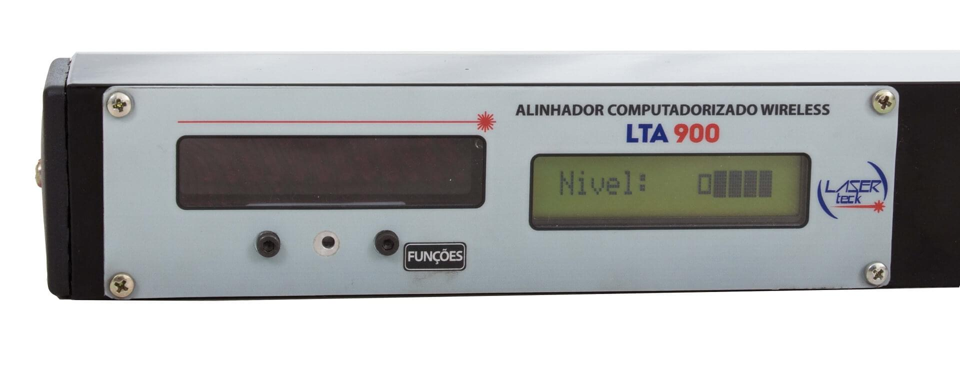 Alinhador digital LTA 900 computadorizado