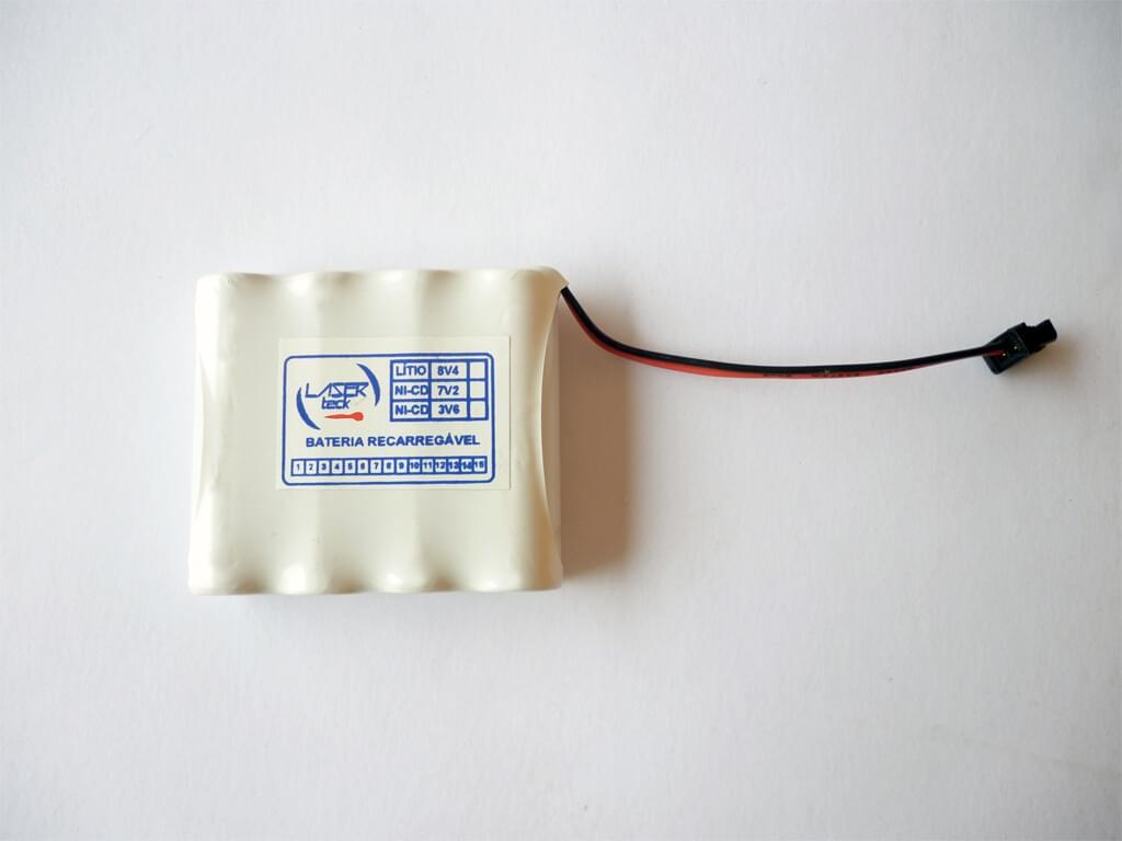 Bateria 4v8