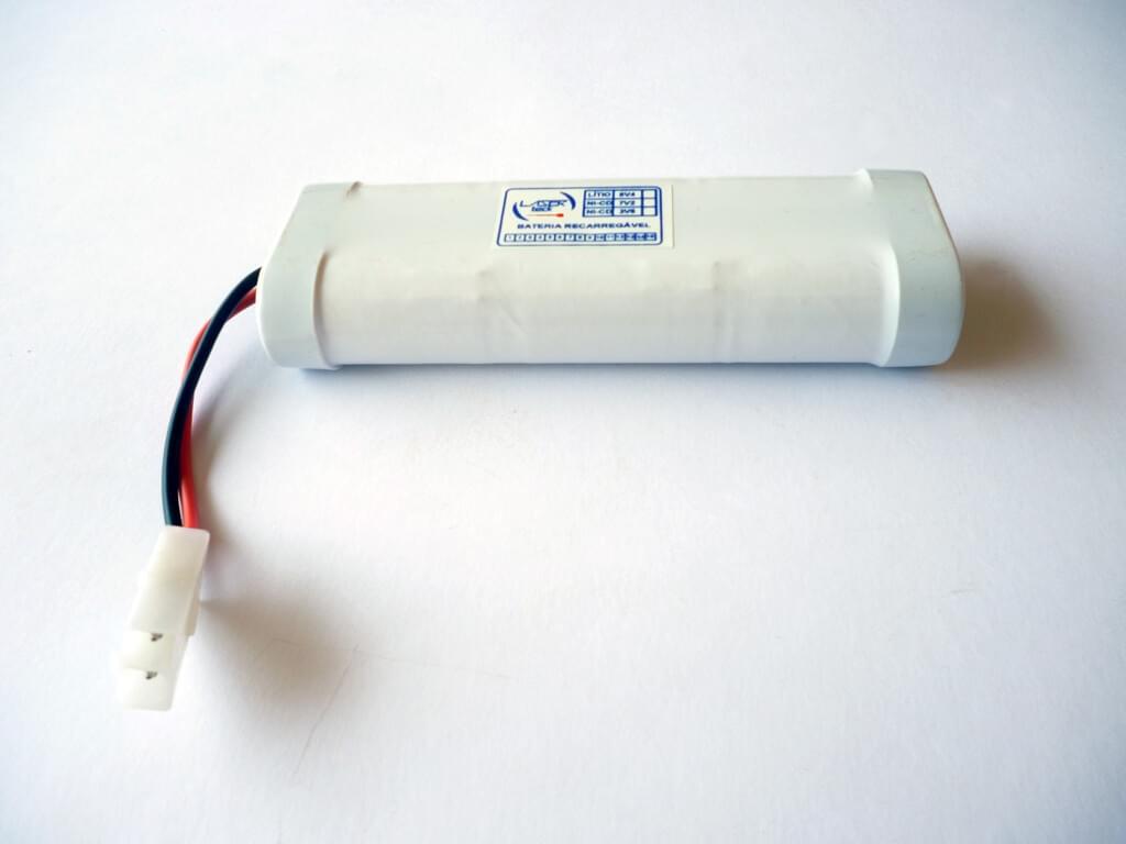 Bateria 7v2 Ni-Cd (grande)